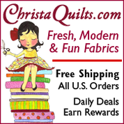 Christa Quilts link | Berry Barn Designs blog