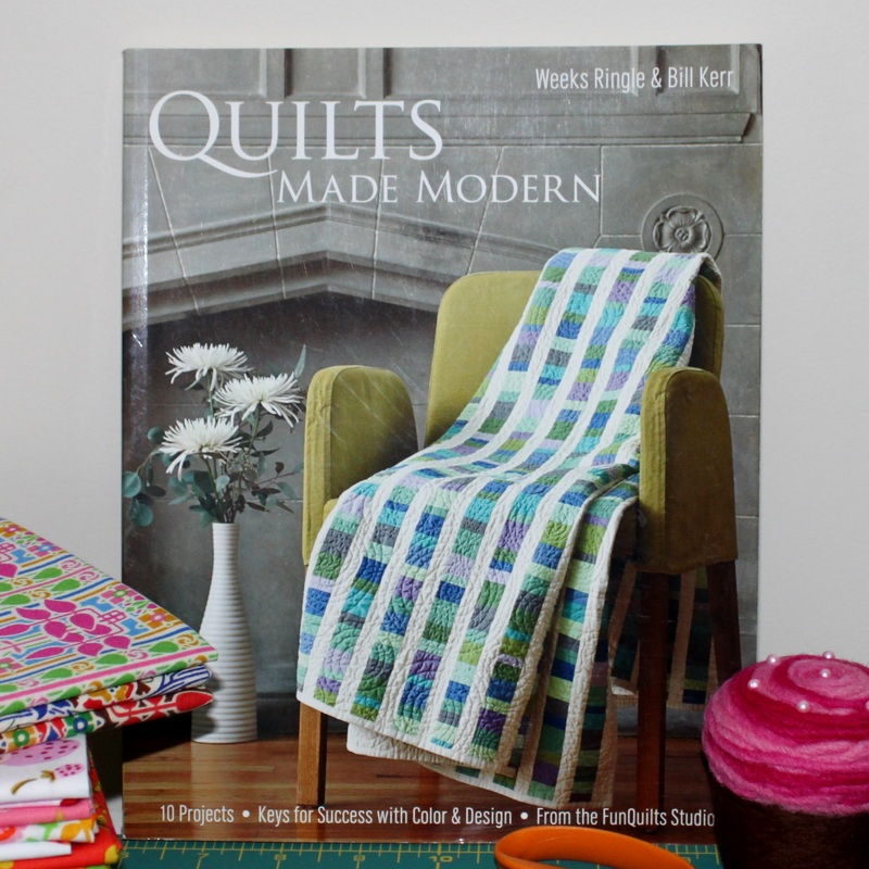 Weeks Ringle & Bill Kerr's Quilts Made Modern