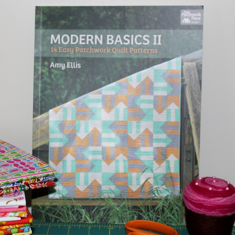 Amy Ellis' Modern Basics II: 14 Easy Patchwork Quilt Patterns