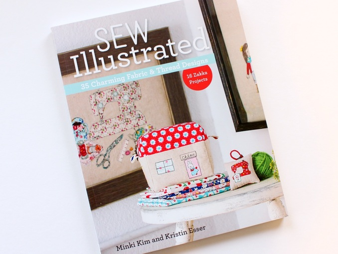 Sew Illustrated book giveaway {Sarah Nunes @BerryBarnDesigns}