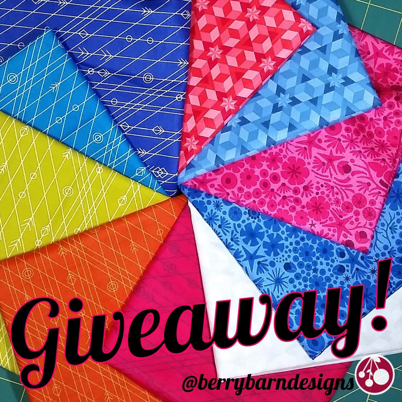 Tuesday Treats Giveaway at BerryBarnDesigns.com - #alisonglass #divingboardfabric #bbdtuesdaytreats #giveaway