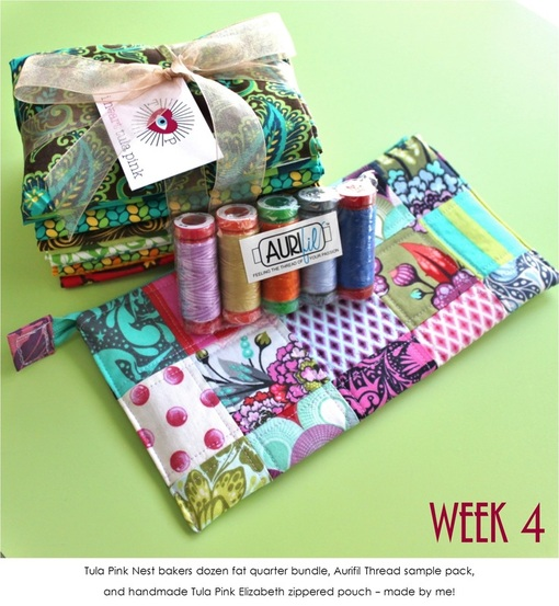 4x7 Sewing Challenge weekly prizes | Berry Barn Designs