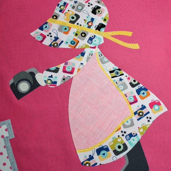 Sunday Stash - Sunbonnet Sue  {Berry Barn Designs}