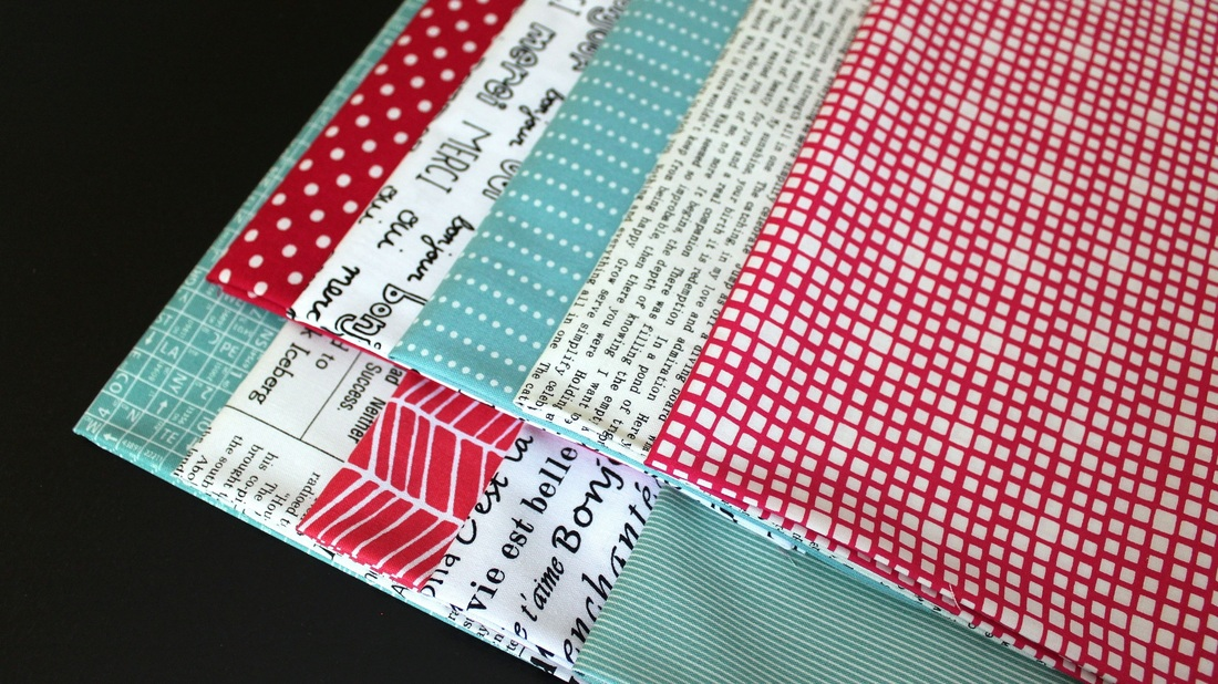Pomegranate Sea Blogger Bundle - available at Pink Castle Fabrics