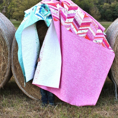 Birthday Quilts with Sarah Jane's Wee Wander {Sarah @ Berry Barn Designs}